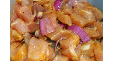 Une marinade sympa pour égayer vos barbecues!!!